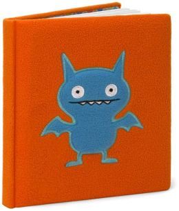Hey Ugly: Ice Bat: Plush Journal
