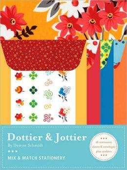 Dottier & Jottier: Mix & Match Stationery