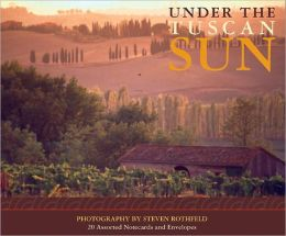 Under the Tuscan Sun: Notecards
