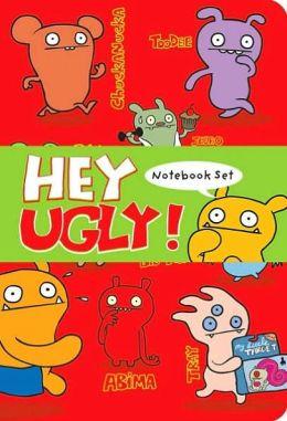 Hey Ugly!: Notebook Set