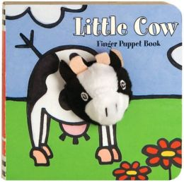 Little Cow: Finger Puppet Book