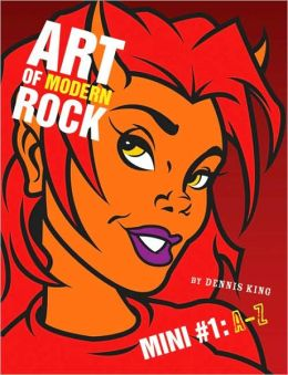 Art of Modern Rock: Mini # 1 A-Z
