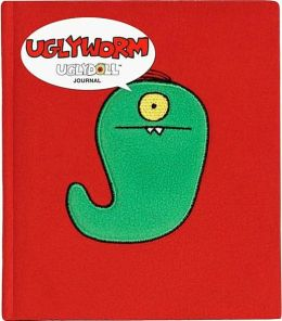 Hey Ugly!: Uglydoll Uglyworm Journal