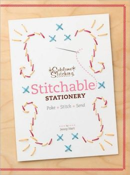 Stitchable Stationery