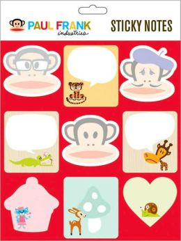 Paul Frank Sticky Notes