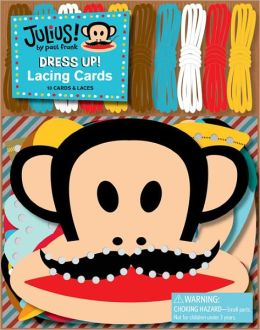 Julius! Dress Up! Lacing Cards