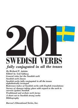 201 Swedish Verbs: Barron's Educational Series