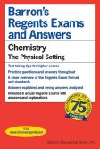 Book Cover Image. Title: Barron's Regents Exams & Answers Chemistry, Author: Tarendash