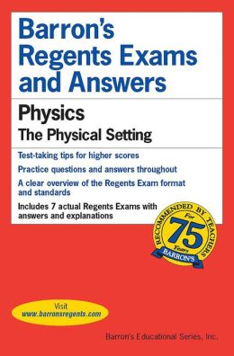 Regents Exams and Answers Physics