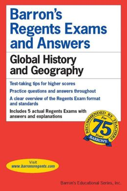 Barron's Regents Exams and Answers: Global Studies/Global History and Geography