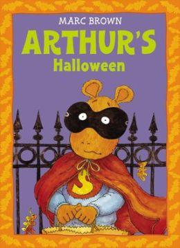 Arthur's Halloween (Arthur Adventures Series)
