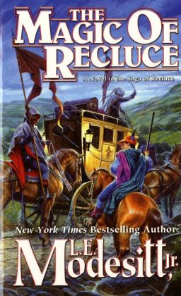 The Magic of Recluce (Recluce Series #1)