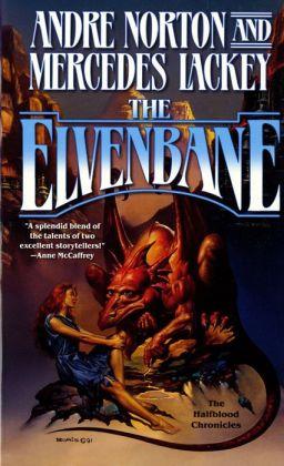 The Elvenbane (Halfblood Chronicles Series #1)
