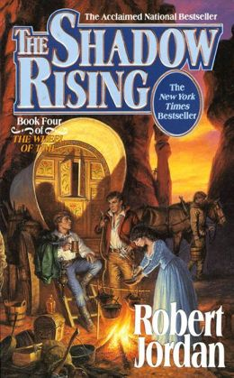 The Shadow Rising (Wheel of Time Series #4)