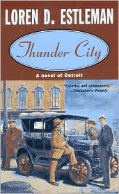 Thunder City (Detroit Crime Series #7)