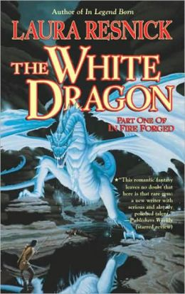 The White Dragon: In Fire Forged, Part One (Chronicles of Sirkara Series #2)
