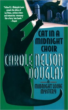 Cat in a Midnight Choir (Midnight Louie Series #14)
