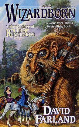 Wizardborn (Runelords Series #3)