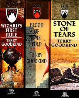 The Sword of Truth Boxed Set I: (Books 1-3) Wizard's First Rule/Blood of the Fold/Stone of Tears