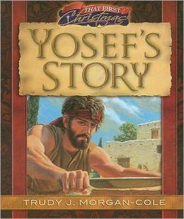 That First Christmas-: Yosef