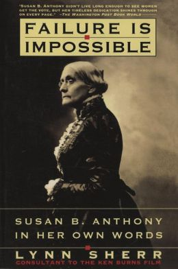 Book report on susan b anthony