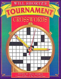 Will Shortz's Tournament Crosswords