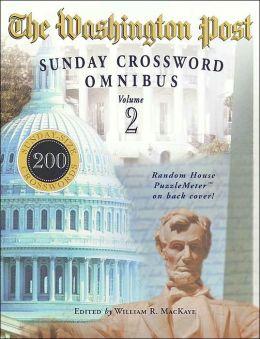 The Washington Post Sunday Crossword Omnibus