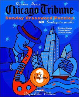 Chicago Tribune Sunday Crosswords