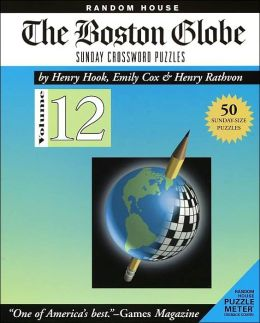 The Boston Globe Sunday Crossword Puzzles, Volume 12
