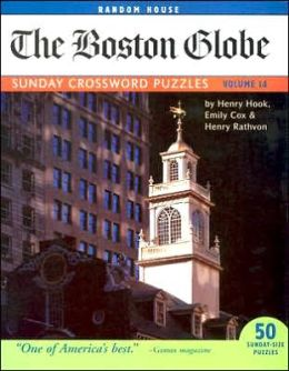 The Boston Globe Sunday Crossword Puzzles