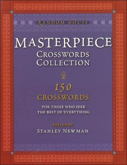 Random House Masterpiece Crosswords Collection