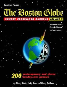 Boston Globe Sunday Crossword Omnibus, Volume 2