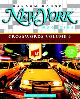 New York Magazine Crosswords