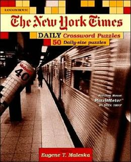 New York Times Daily Crossword Puzzles, Volume 40
