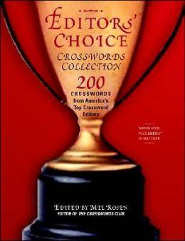 Random House Editors' Choice Crosswords Collection