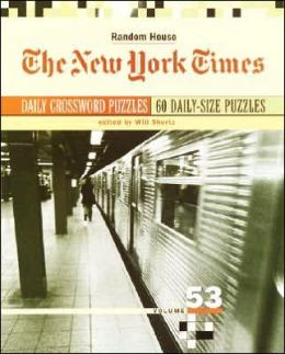 Daily Crossword Puzzles #53