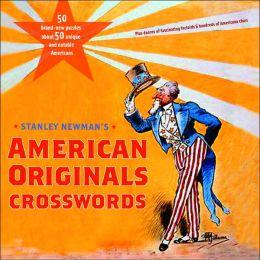 Stanley Newman's American Originals Crosswords