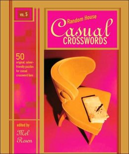 Random House Casual Crosswords, Volume 5