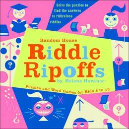 Riddle Ripoffs