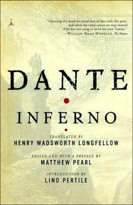 Inferno: The Longfellow Translation