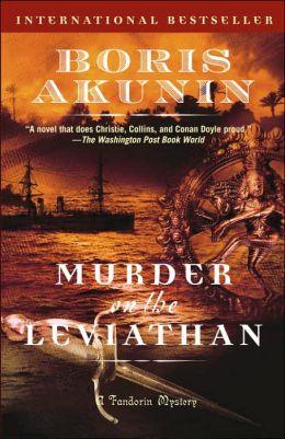 Murder on the Leviathan (Erast Fandorin Series #2)