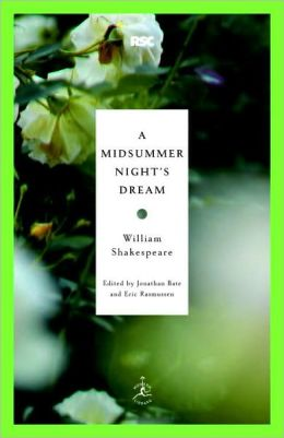 A Midsummer Night's Dream (Modern Library Royal Shakespeare Company Series)