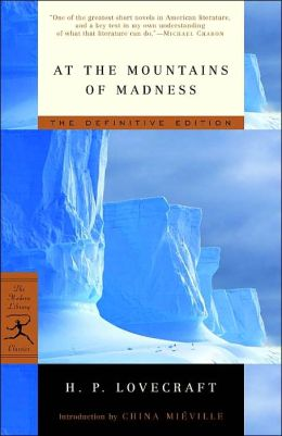 At the Mountains of Madness: The Definitive Edition
