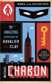 Book Cover Image. Title: The Amazing Adventures of Kavalier and Clay, Author: Michael Chabon