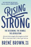 Book Cover Image. Title: Rising Strong, Author: Brene Brown