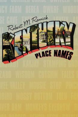 Kentucky Place Names