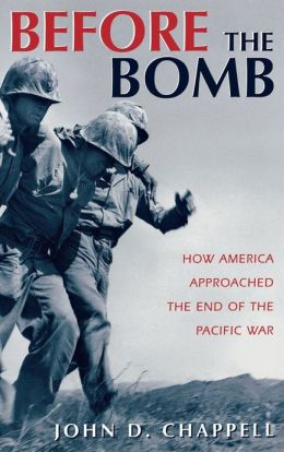 Before The Bomb: How America Approached the End of the Pacific War