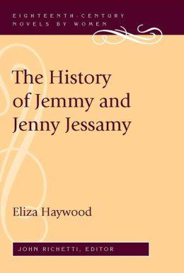The History of Jemmy and Jenny Jessamy