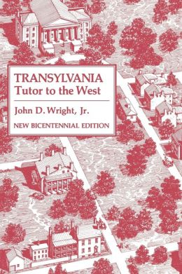 Transylvania: Tutor to the West