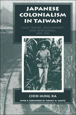 Japanese Colonialism In Taiwan
